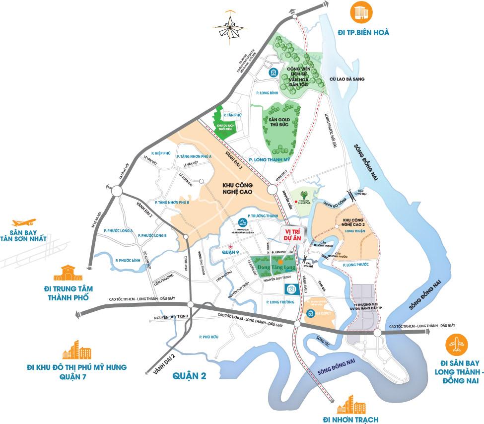 dong tang long 02 - Đánh giá ưu và nhược điểm dự án Đông Tăng Long Quận 9