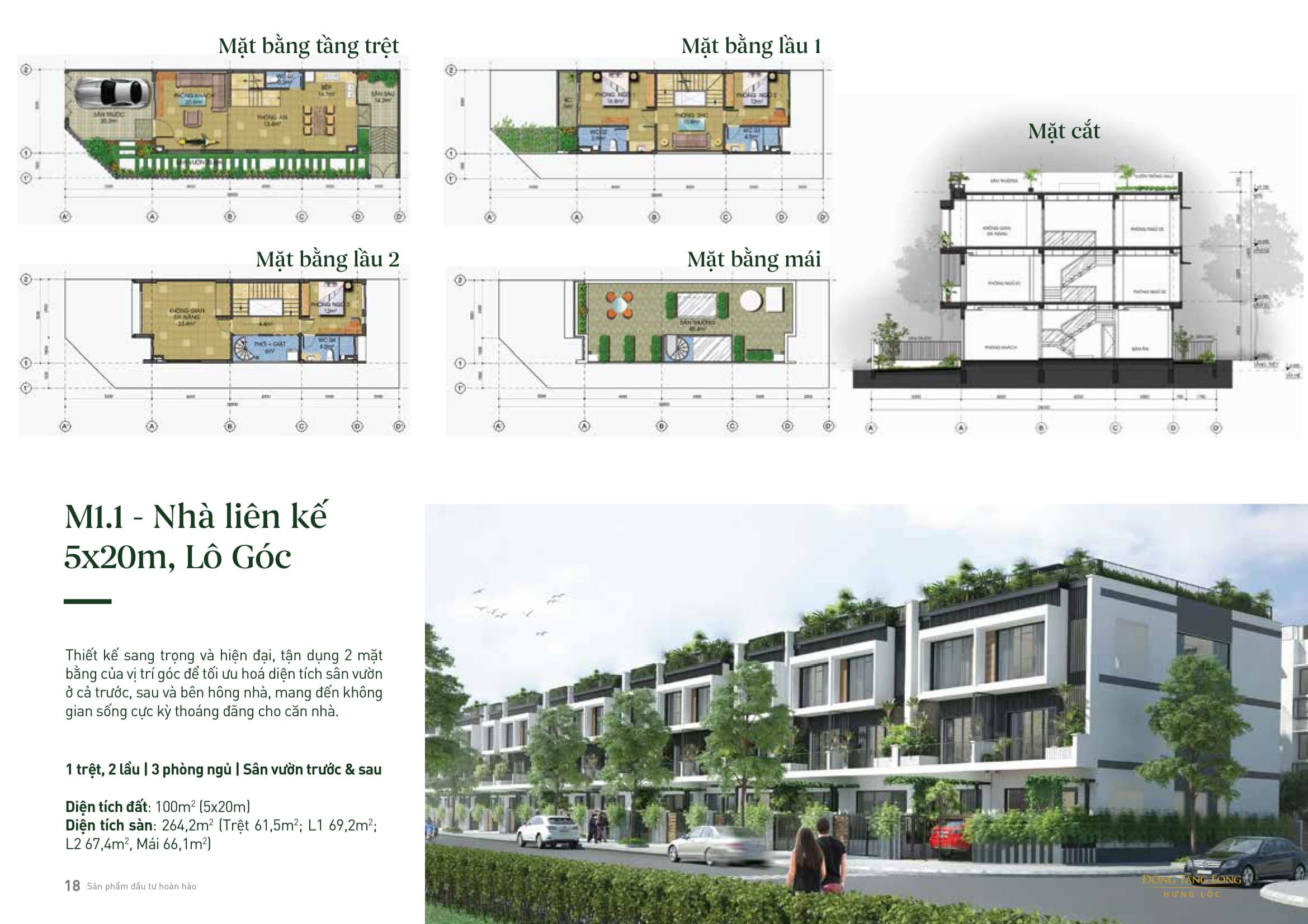 dong tang long 05 - Đánh giá ưu và nhược điểm dự án Đông Tăng Long Quận 9