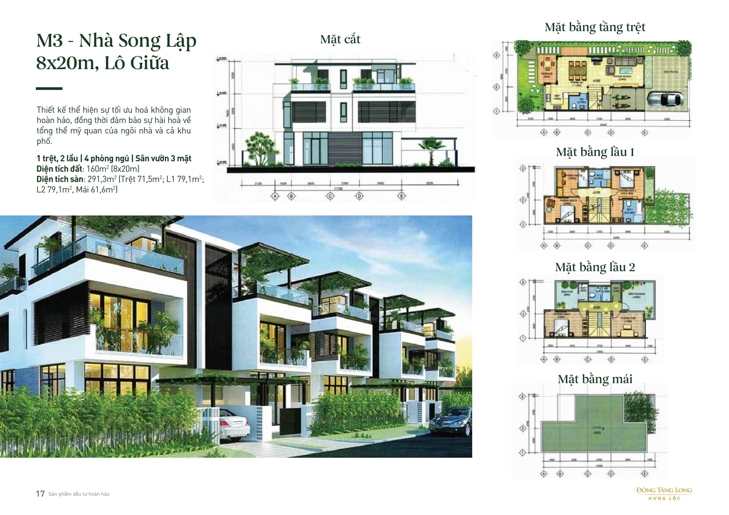 dong tang long 07 - Đánh giá ưu và nhược điểm dự án Đông Tăng Long Quận 9