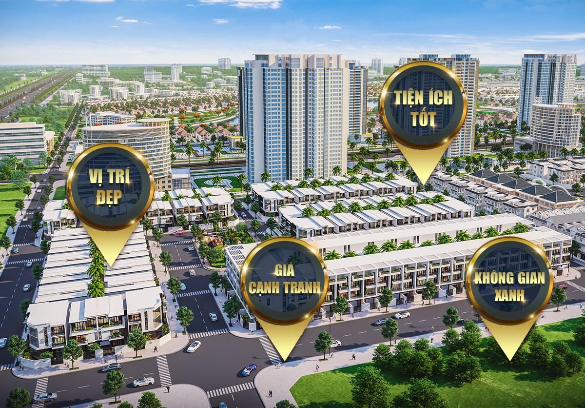 nha pho dong tang long 04 - Sức hút của nhà phố Đông Tăng Long Quận 9 đến từ đâu?